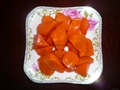 Boiled Carrot  Boiled Vegetables 1