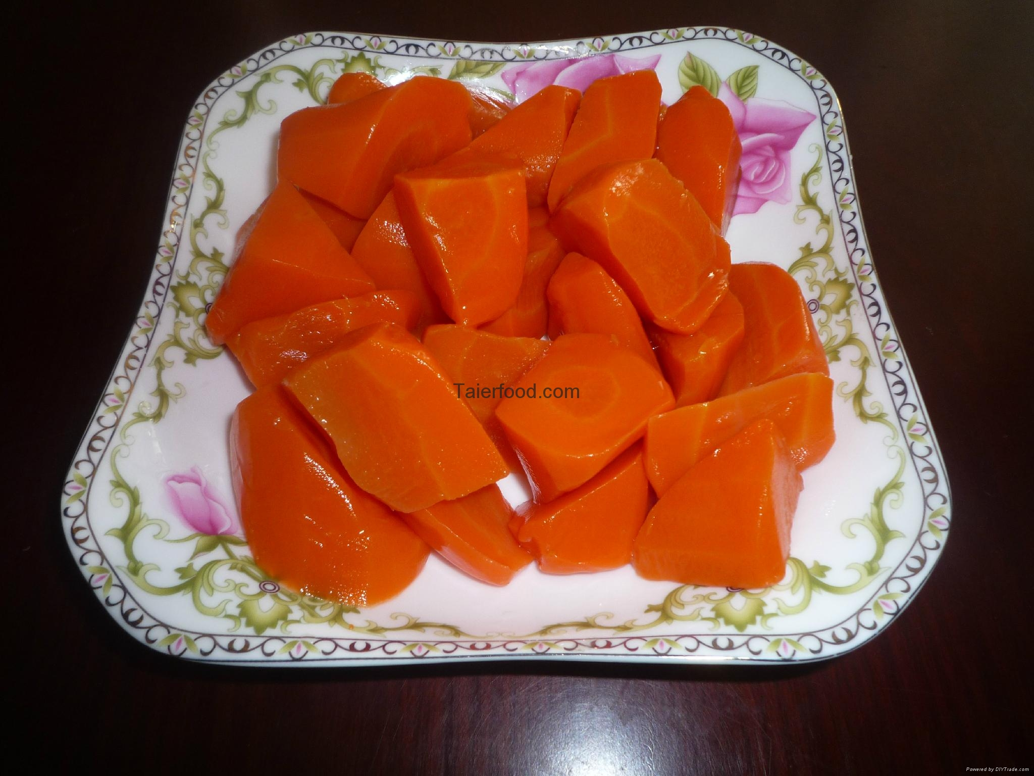 Boiled Carrot  Boiled Vegetables 3