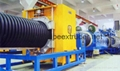 corrugated pipe extrusion line-HDPE