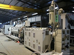 HDPE Pipe Extrusion Line-Pipe Extrusion