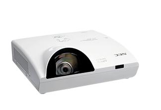 新品發布NEC NP-CK4155X投影機高清教育投影儀 3