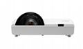 新品發布NEC NP-CK4155X投影機高清教育投影儀 2