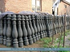 天津水泥花瓶柱