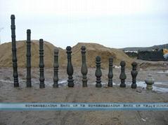 河北水泥花瓶柱