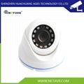 ahd/tvi/cvi/analog cctv dome camera 720p