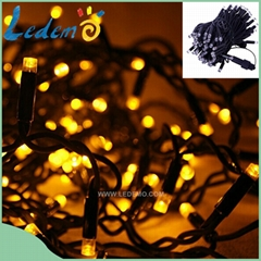 LED Christmas decoration outdoor use warmwhite string light