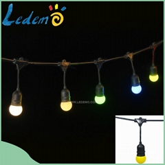 Outdoor use project decoration popular LED belt light