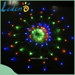 Indoor use F8 function outdoor led net light