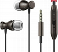 GUZEL magnetic metal bass in computer and mobile phone headset earbud music