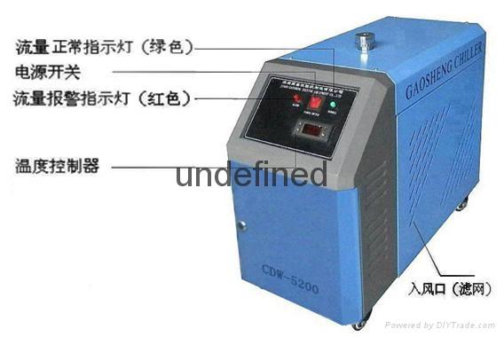 放心的激光雕刻冷水機  1