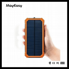 2017 trending products solar charger power bank 20000mah portable power bank 500