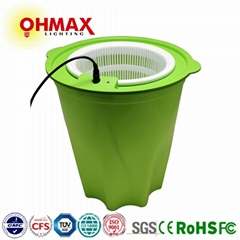 OHMAX Automatic Irrigation System Smart Hydroponics Pot