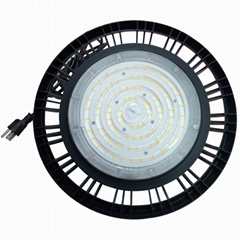 OHMAX Round Type IP66 Waterproof LED Grow Light With High Lumen