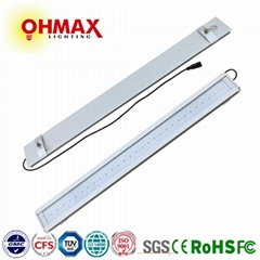 OHMAX 9mm Ultra Thin Waterproof LED Grow Light for Plant or Aquarium
