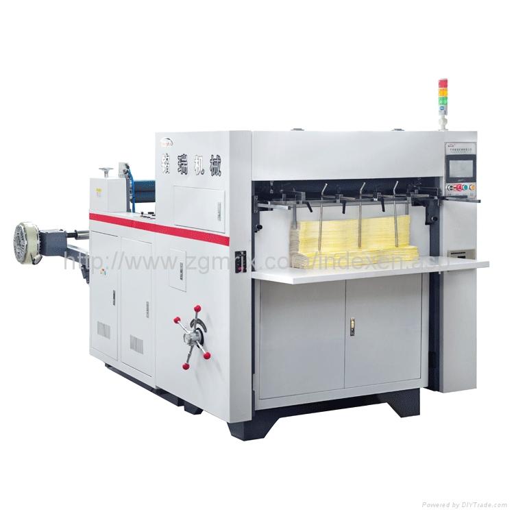 shape paper cutter machine