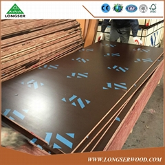 15mm construction film faced plywood construction