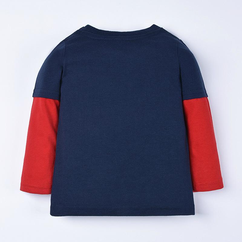 长袖童装T恤 2