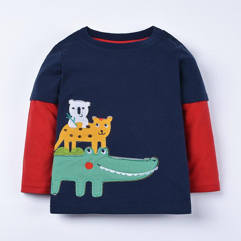 长袖童装T恤 5