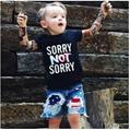 纹身男童t恤 4