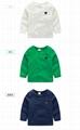 儿童纯棉长袖T恤 2