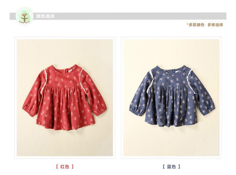 印花女童t恤 4