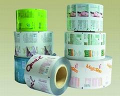 醫療標籤印刷-卷筒藥品不干膠標籤