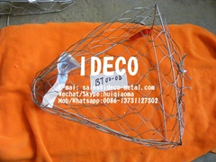 Stainless Steel Wire Mesh Drop Safe Nets for Floodlight, Speakers