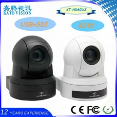 PTZ webcam usb KATO video conference camera high quality full hd