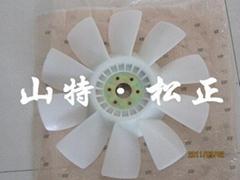 现货供应小松PC200-7原厂风扇叶