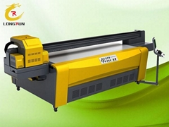 龙润UV平板打印机LR-UV2513