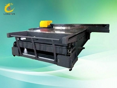 龙润UV数码印刷机LR-UV2540木门定制机