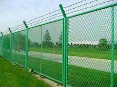 框架护栏网用途