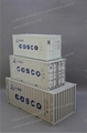 1:30 COSCO Diecast Alloy Container Model