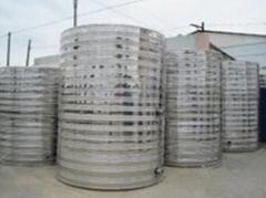 生產不鏽鋼儲水罐