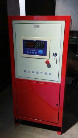 河北宾馆洗浴用热水锅炉 1
