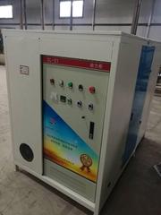 高频电磁加热采暖炉