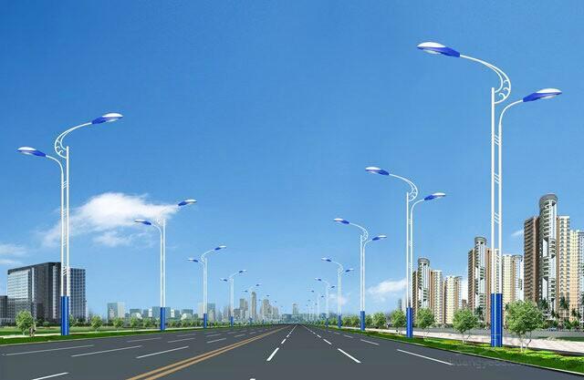工廠直銷LED路燈 1