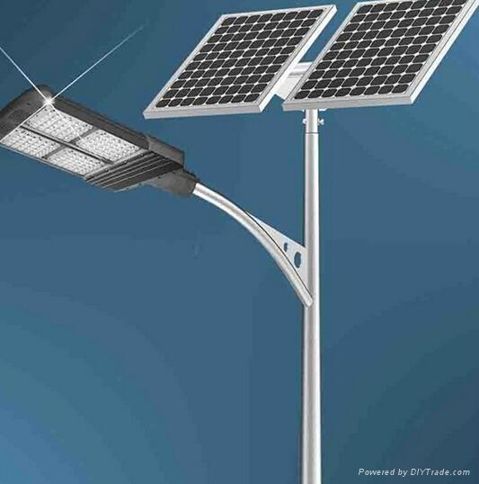 工厂直销太阳能路灯 1