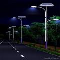 工厂直销太阳能路灯 2