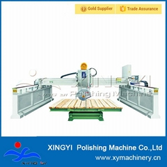 Automatic Bridge Type Laser Stone Cutting Machine For Granite and Marble Slabs