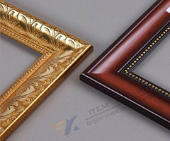 Metallic Heat transfer film photo frame transfer film