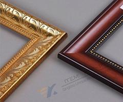 Metallic Heat transfer film photo frame transfer film