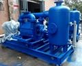 西門子電廠抽冷凝器液環真空泵機