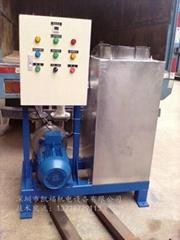 锂离子电池真空泵TDK1200 真空系统 软包电池真空机组