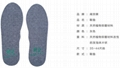 Skidproof,endure for cleaning,deodorizing,moisture-resisting,foot insole 3