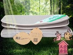 儿童专用去甲醛永久耐水洗品牌床垫