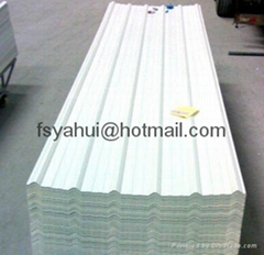 corrosion resistance water proof upvc roof tile