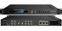 酒店数字电视机房设备AVS+高清编码器