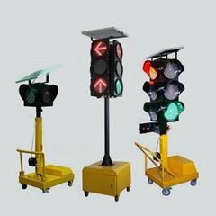 太阳能交通灯