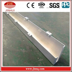 J Channel Reveal Outside Corner Aluminum Panel for Exterior Decoration